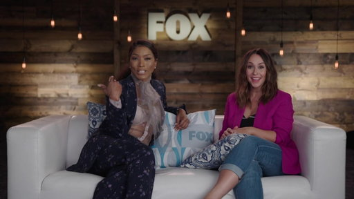Angela Bassett & Jennifer Love Hewitt Chat About The New Season