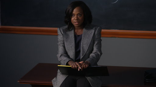 S5E1 Annalise Chooses Her New Students