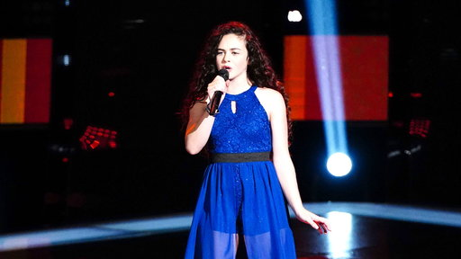"""S15E03 Chevel Shepherd Blind Audition: """"If I Die Young"""""""