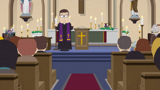 S22E2 Church is About Community
