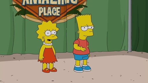 S30E2 Bart & Lisa Show Up To The Audition
