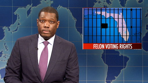 Weekend Update: Florida Voting Rights Initiative