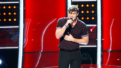 """Jarred Matthew Blind Audition: """"Tired of Being Alone"""""""