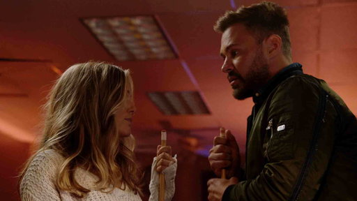 S6E3 Upton and Ruzek Heat Up
