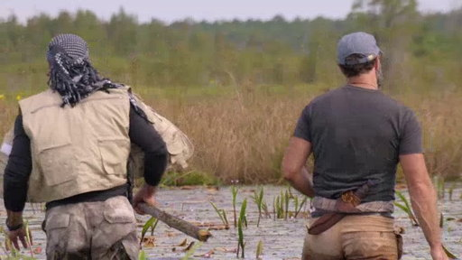 S5E5 Traversing Trembling Earth in the Swamps of Georgia