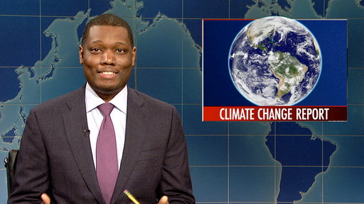 S44E3 Weekend Update: U.N.'s Climate Change Report