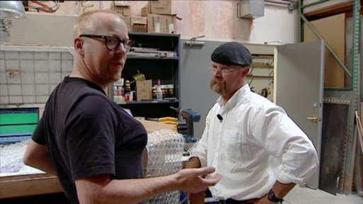 S19E1 Adam Tears Up Reflecting on MythBusters