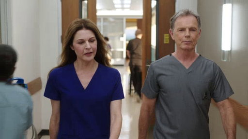 S2E4 Profile: Jane Leeves As Dr. Kit Voss