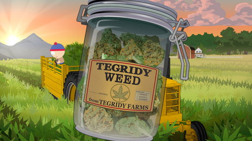 S22E4 Tegridy Weed