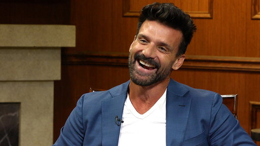 Larry King Now S07E41 Frank Grillo on 'Wolf Warrior 2', the next Captain America, & 'Fight World'