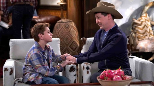 Will & Grace S02E03 Tex and the City