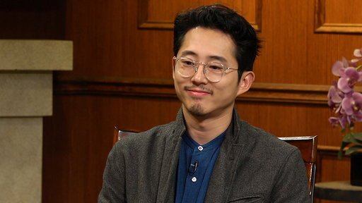Larry King Now S07E42 Steven Yeun on Asian Representation in Hollywood, 'The Walking Dead', & Fatherhood