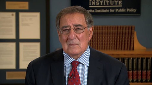 S0E0 Panetta on Khashoggi: Trump needs to show there is a price to be paid