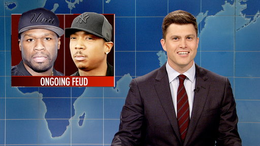 S44E4 Weekend Update: 50 Cent and Ja Rule's Ongoing Feud