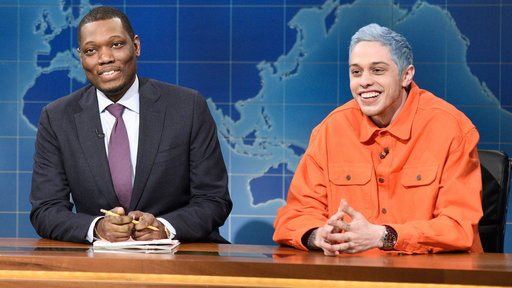 S44E4 Weekend Update: Pete Davidson's First Impressions of Midterm Election Candidates