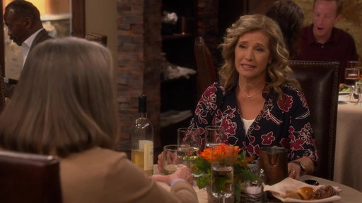 S7E6 Vanessa Has Dinner With Her Mother