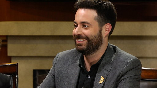 "S7E49 ""They Asked for Forgiveness"": Garrard Conley Talks Dedicating 'Boy Erased' to His Parents"