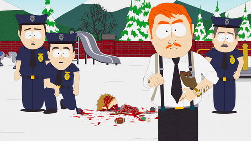 S22E6 Not Another School Shooting