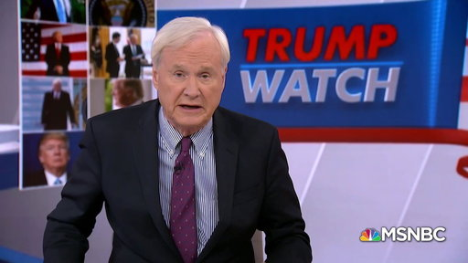 S0E0 Matthews: Trump can't threaten Obamacare with Dem House majority