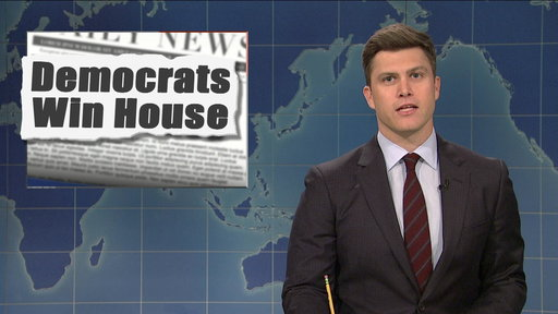 S44E5 Weekend Update: The 2018 Midterm Elections