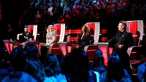 The Voice S15E15 Live Playoffs Top 24