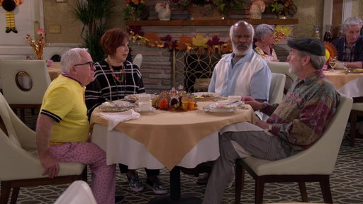 S1E7 Margaret Gets Invited To Murray's Thanksgiving