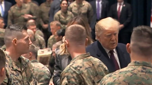 S0E0 Trump under fire for deployment of US troops at border