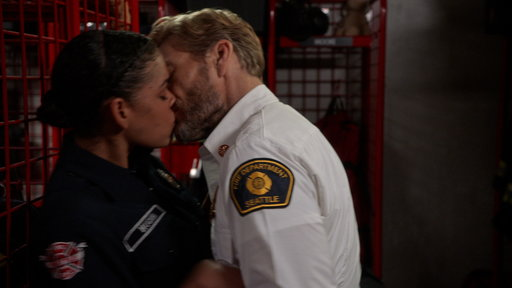 Season 2, Episode #7 Vic and Chief Ripley Have Sex at the Station Screenshot