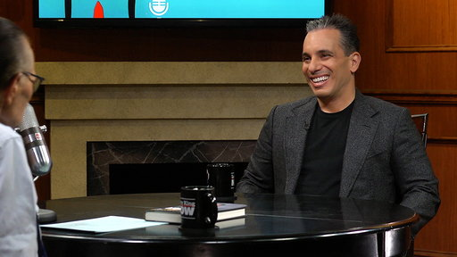 S7E53 Sebastian Maniscalco on 'Stay Hungry', His Comedic Influences, & Whole Foods