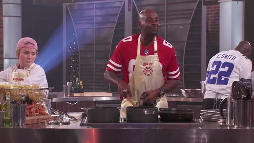 S0E0 The Competition Between Jerry & Emmitt Begins