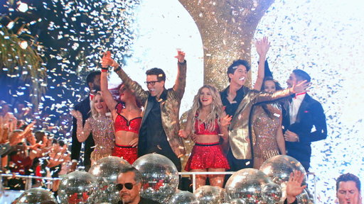 Dancing With the Stars S27E11 Finale