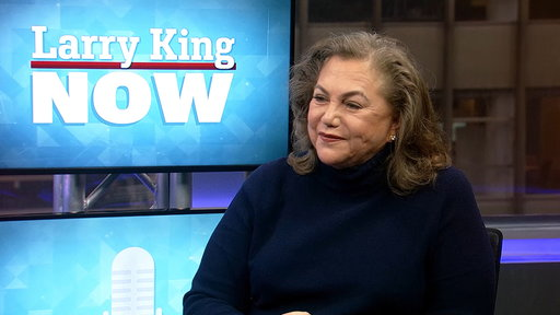 Larry King Now S07E56 Kathleen Turner on Women's Rights, Aging in Hollywood, & Trump