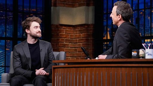 Late Night with Seth Meyers S06E27 Daniel Radcliffe, Arjen Lubach, Antoni Porowski