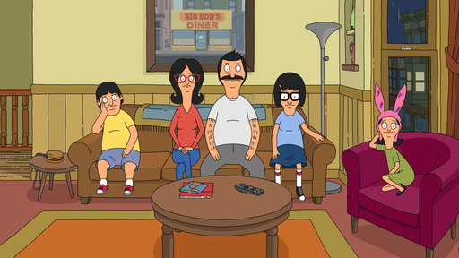 Bob's Burgers S09E08 Roller? I Hardly Knew Her!