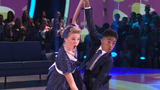 Dancing With The Stars: Juniors S01E07 Time Machine