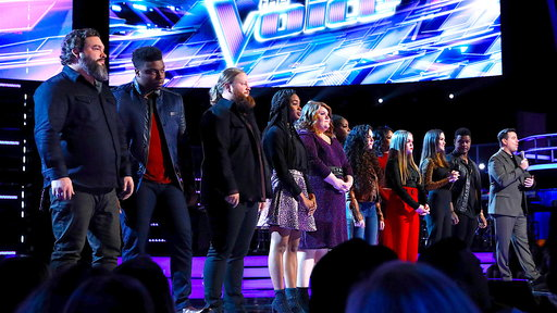 The Voice S15E20 Live Top 11 Eliminations