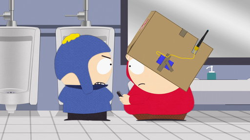 S22E8 You Got a Stupid Box On Your Head