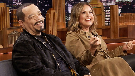 S6E41 Ice T Addresses Why He Never Ate a Bagel Before Law & Order: SVU