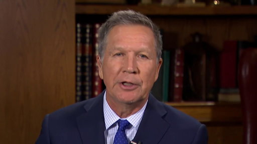 S0E0 John Kasich: People are hungering for an end to the chaos