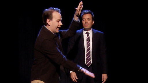 S6E42 Jimmy Auditions for Mike Birbiglia's Understudy in His One-Man Broadway Show