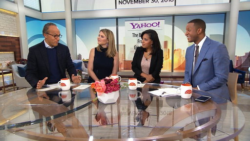 S0E0 TODAY anchors share their grandparents' best advice