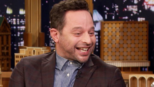 S6E43 Nick Kroll Shows Off the Many Voices of His Big Mouth Characters