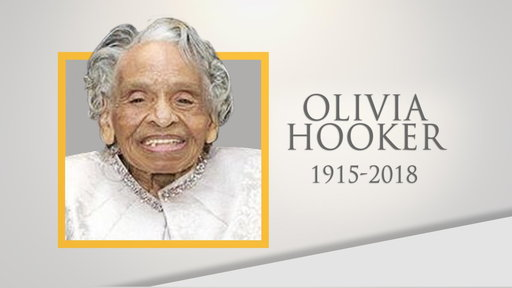 S0E0 Civil rights trailblazer Dr. Olivia Hooker dies at 103