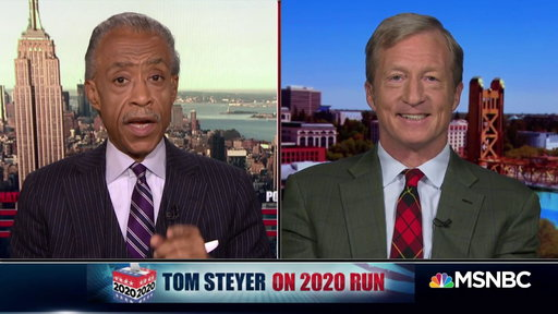 S0E0 One-On-One with Tom Steyer