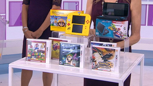 S0E0 Give It Away: 5 TODAY viewers each receive Nintendo holiday prize bundle