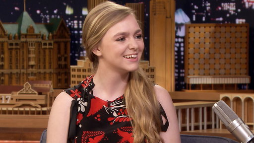 S6E44 Eighth Grade Star Elsie Fisher Reacts to Being Lip-Synced to on TikTok