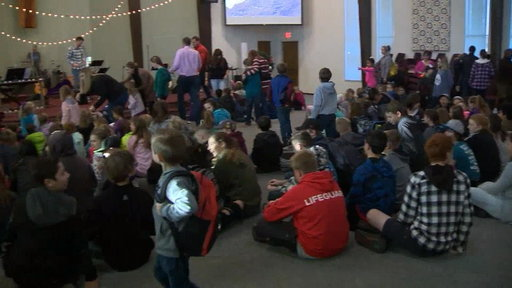 S0E0 Paradise, California, students return to school after wildfire
