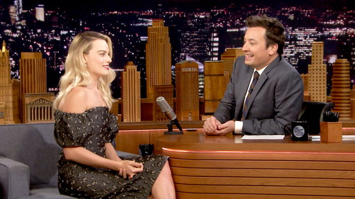The Tonight Show Starring Jimmy Fallon S06E44 Margot Robbie, Elsie Fisher, Hootie & the Blowfish
