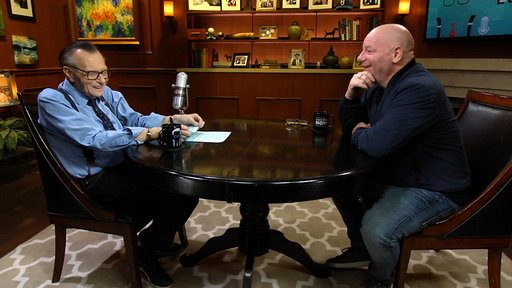 Larry King Now S07E60 Jeff Ross on Roasting Trump, 'Bumping Mics', & Don Rickles