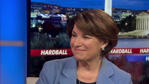 S0E0 Sen. Klobuchar is 'considering' a run for President